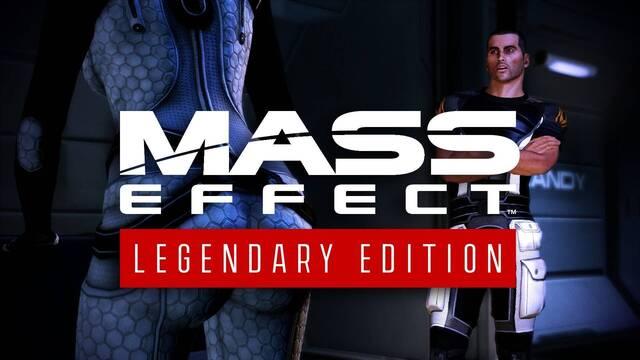 Enfados con Mass Effect Legendary Edition porque no tendrá los planos del trasero de Miranda.