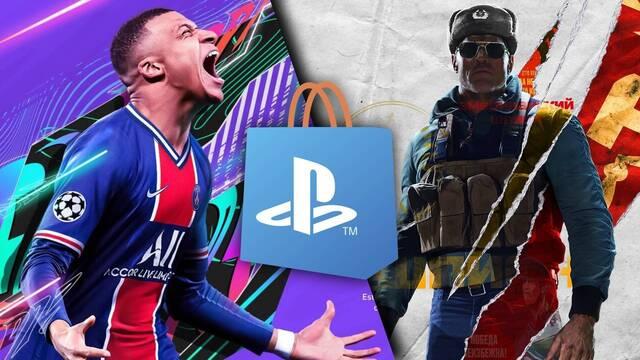 Lo más descargado de enero en PS5 y PS4.