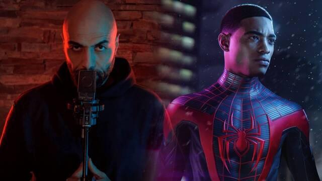 Spider-Man: Miles Morales y El Chojin colaboran en un nuevo rap.