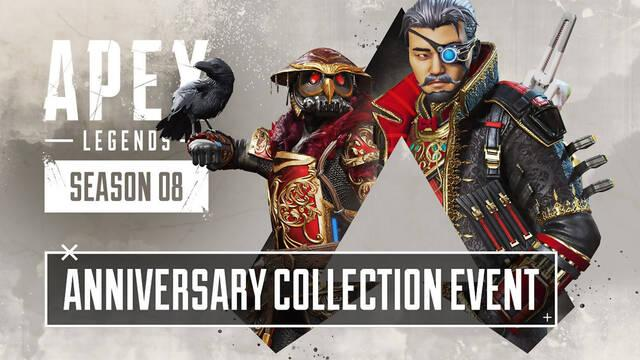 Apex Legends celebra su 2º Aniversario con un evento; fechas y recompensas