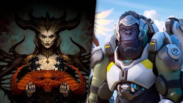 Diablo 4 y Overwatch no se lanzan en 2021