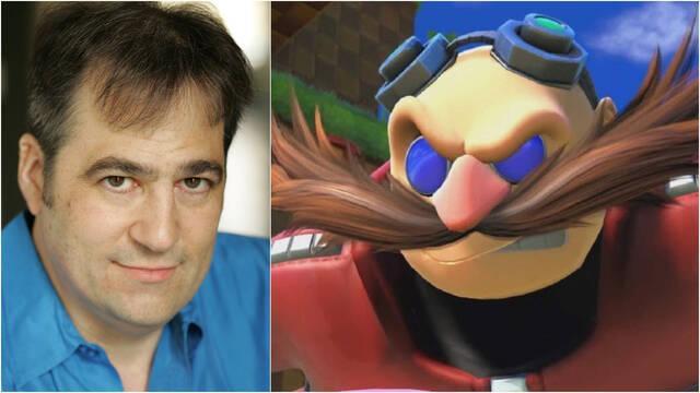 Mike Pollock Dr. Eggman Sonic