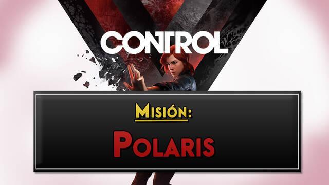 Polaris en Control al 100% y coleccionables