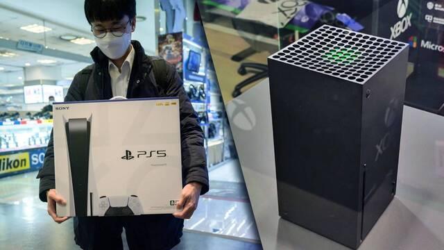 Los problemas de stock de PS5 y Xbox Series X/S empeorarán antes de mejorar.