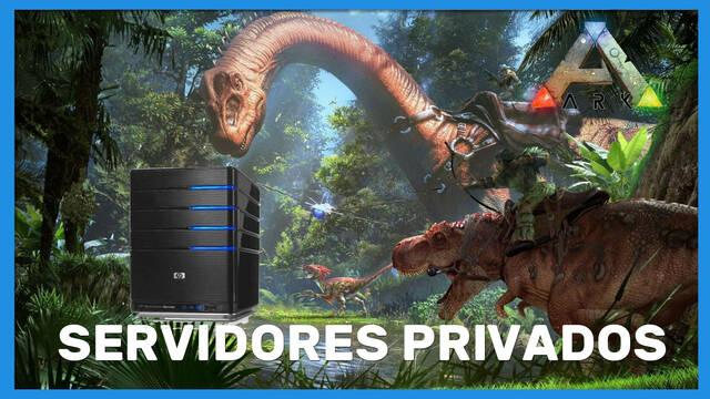 Ark: Survival Evolved - Cómo crear servidores privados