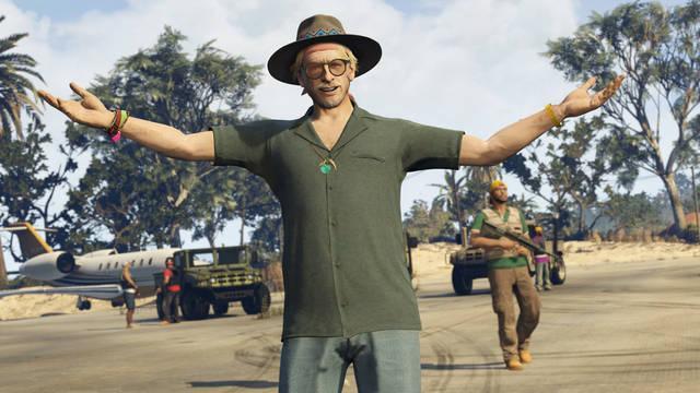 El 50% de jugadores de GTA Online han jugado solos a Golpe a Cayo Perico.