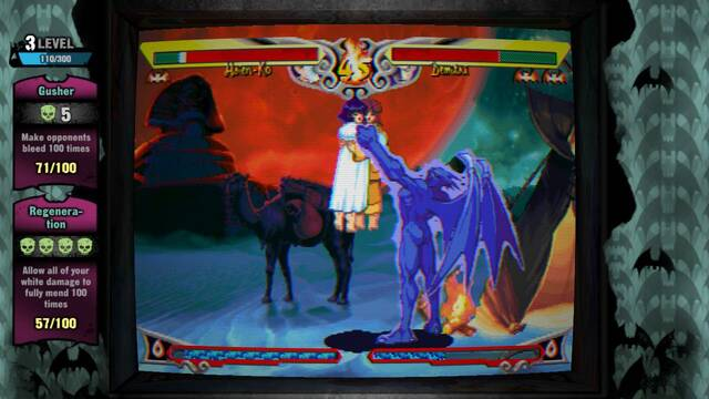 Anunciado Darkstalkers Resurrection