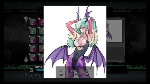 Darkstalkers Resurrection se muestra en nuevas imágenes