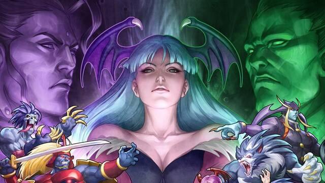 Capcom no planea nada relacionado con Darkstalkers en un futuro cercano