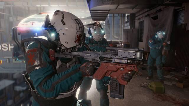CD Projekt experimenta con entornos destruibles en Cyberpunk 2077
