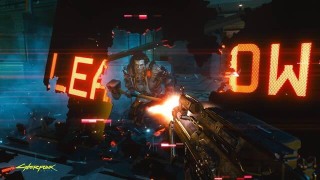 Cyberpunk 2077 se muestra en una nueva imagen de jugabilidad
