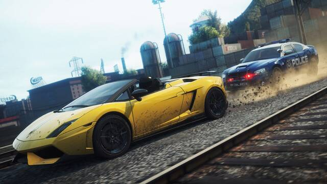 Primeras imágenes de Need for Speed: Most Wanted en Wii U
