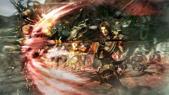 Lu Xun, Sun Jian, Lu Meng y Lu Su se muestran en nuevas imágenes de Dynasty Warriors 8