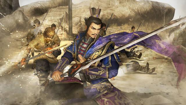 Nuevas imágenes de Dynasty Warriors 8