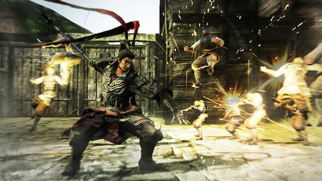 Avalancha de imágenes para Dynasty Warriors 8