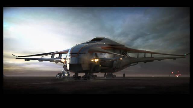 Se presenta una nueva nave de Star Citizen: el Genesis Starliner