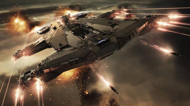 El estudio de Star Citizen y Squadron 42 asciende hasta los 475 empleados