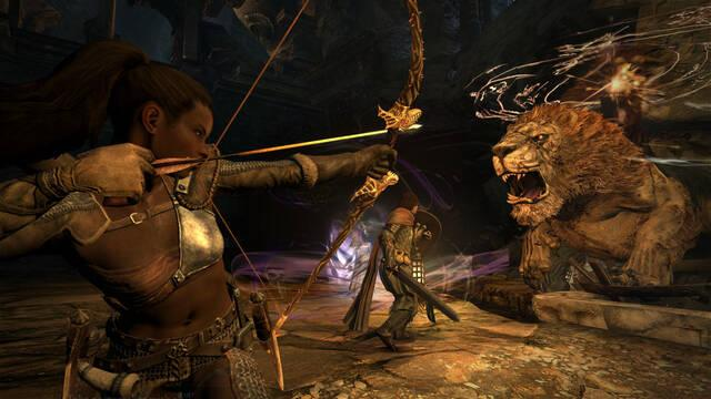 Dragon's Dogma nos invita a manejar el arco y las dagas en su nuevo tráiler