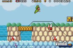 Nuevas imágenes de Super Mario Advance 4