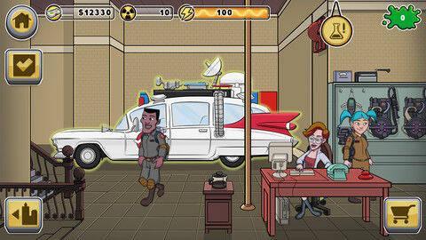 Ya disponible el juego de los Cazafantasmas para iOS