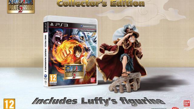 Namco Bandai muestra la figura de Luffy de la edición para coleccionistas de One Piece: Pirate Warriors 2