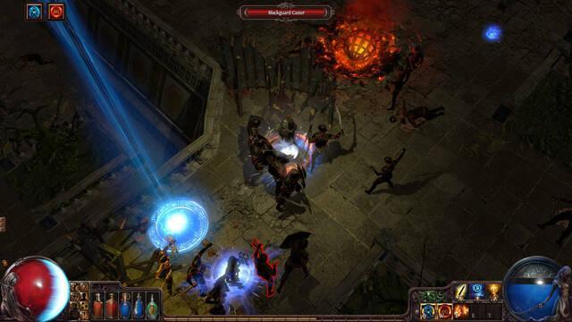 Path of Exile entrará en beta abierta el mes de enero