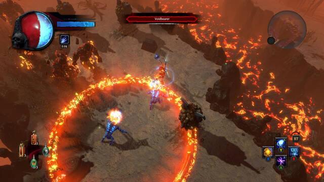 El juego de rol y acción Path of Exile llega a Xbox One