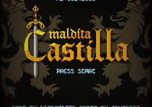 Maldita Castilla, un homenaje a Ghosts'n Goblins con sabor español