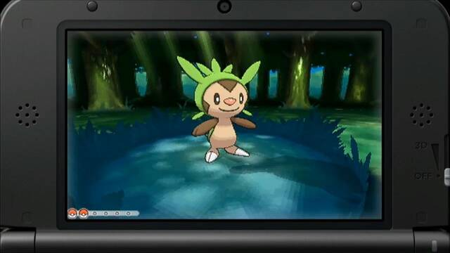 Revelados Pokémon X y Pokémon Y para 3DS