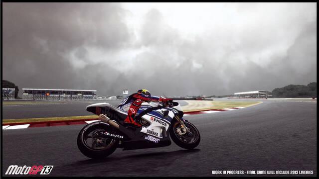 Nuevas imágenes de MotoGP 13