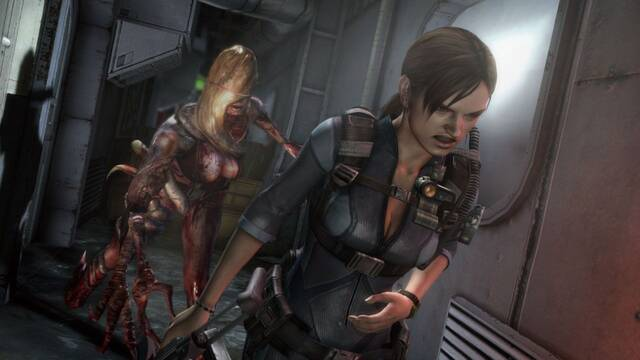 Resident Evil Revelations 1 y 2 llegarán a Switch