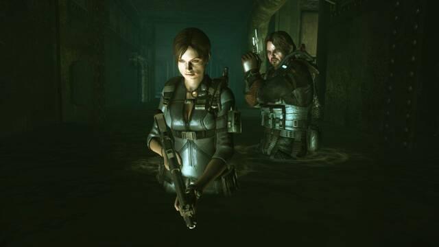 Resident Evil Revelations para One y PS4 llegará a Europa el 29 de agosto