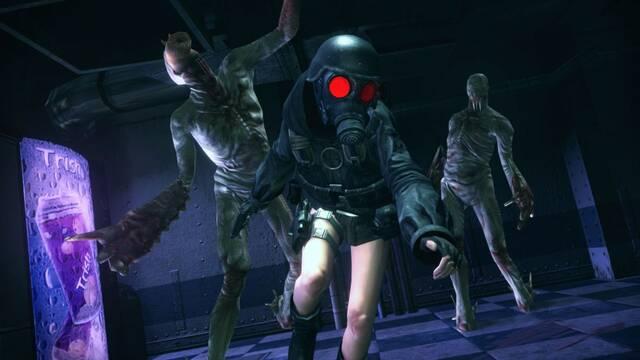 Resident Evil Revelations estrena tráiler de lanzamiento