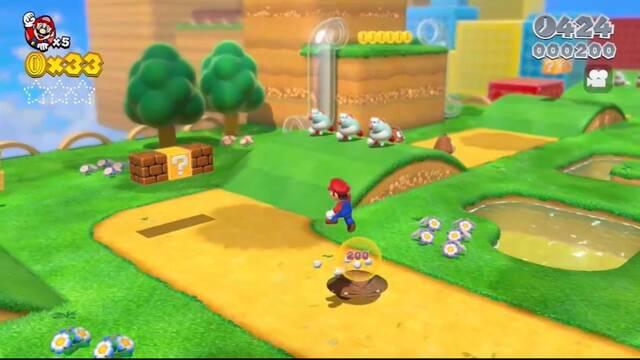 Desvelado Super Mario 3D World