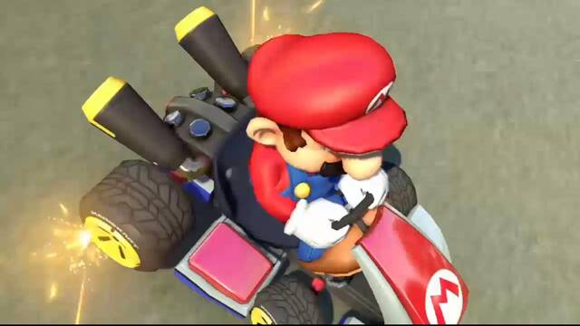 Presentado Mario Kart 8