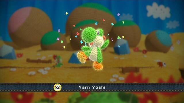No solo el amiibo de Yoshi será compatible con Yoshi's Woolly World