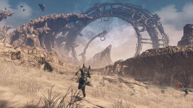 Monolith Soft ve difícil llevar Xenoblade Chronicles X a Switch