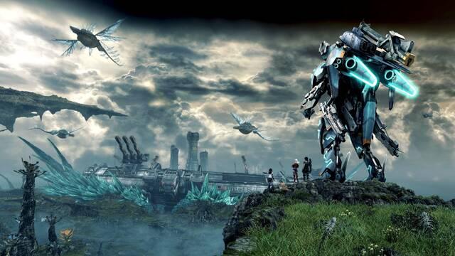 Nintendo nos muestra 40 minutos de Xenoblade Chronicles X