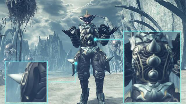 Así es el sistema de combate de Xenoblade Chronicles X
