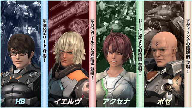 Xenoblade Chronicles X estará en formato jugable en la Gamescom