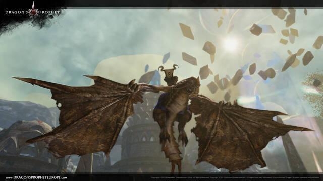 Dragon's Prophet llegará este año a Europa