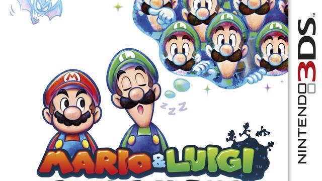 Nuevos vídeos de Mario & Luigi: Dream Team Bros.
