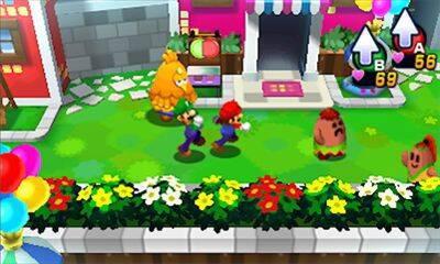 La saga Mario & Luigi tendrá una nueva entrega este verano
