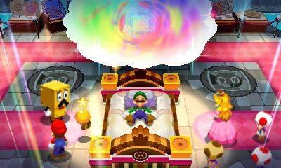 Primer tráiler de Mario & Luigi: Dream Team Bros.
