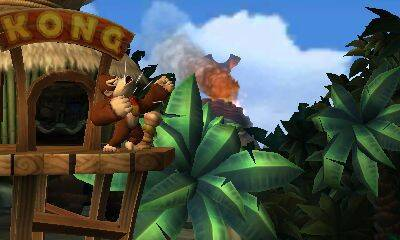 Donkey Kong Country Returns llegará a Nintendo 3DS