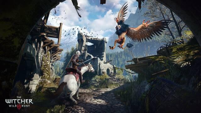 The Witcher 3: Wild Hunt contará con soporte en PS4 Pro y Xbox One X