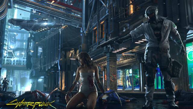 El próximo tráiler de Cyberpunk 2077 mostrará cuánta muerte hay en el juego