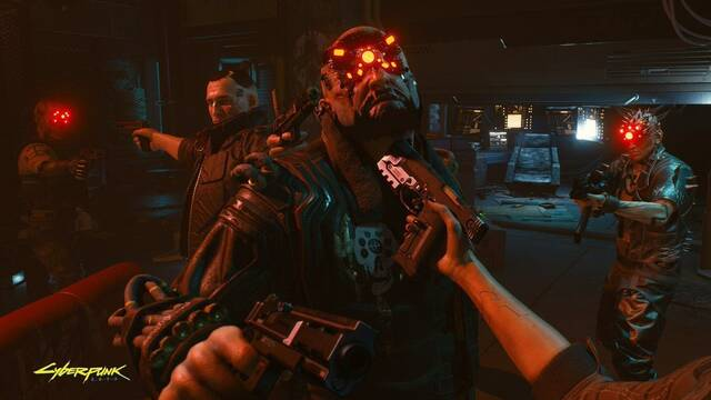 Cyberpunk 2077 mods fallo de seguridad
