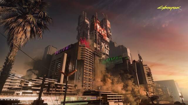 Cyberpunk 2077: Podremos entrar en 'varios' edificios del juego