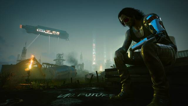 Cyberpunk 2077 parche 1.04 xbox one ps4